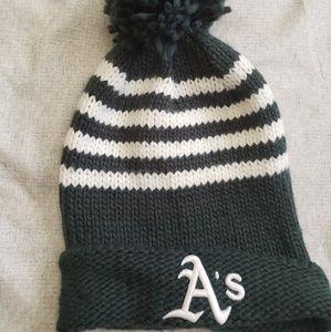 Accessories - Oakland Athletics Beanie